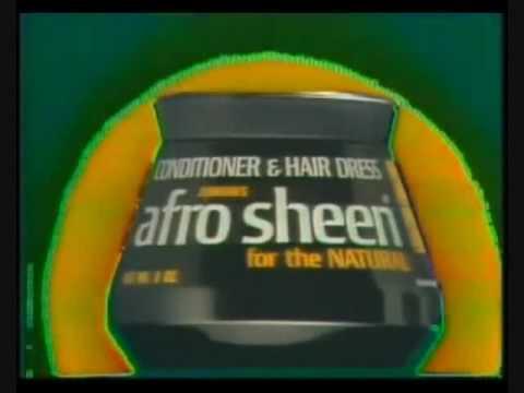 Afro Sheen Ad 3