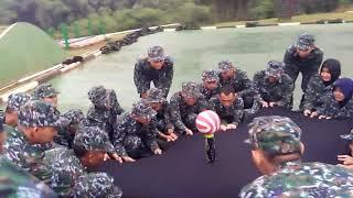 Character Building Cadet STIP Jakarta