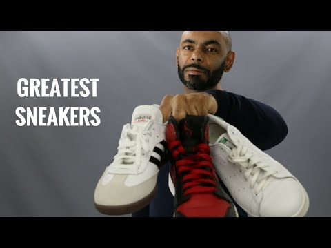 most iconic sneakers ever