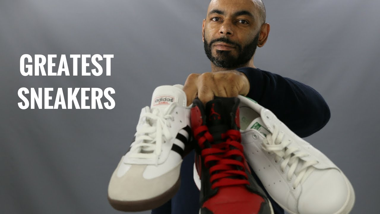10 Greatest Sneakers Of All Time/Best
