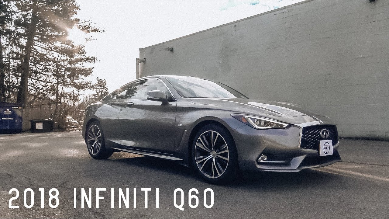 2018 Infiniti Q60