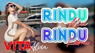 Vita Alvia - Rindu Aku Rindu Kamu [Official Musik Video]