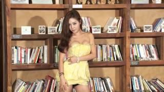 Repeat youtube video 韓國性感女星 姜藝彬 (강예빈) 禮服下滑性感走光瞬間