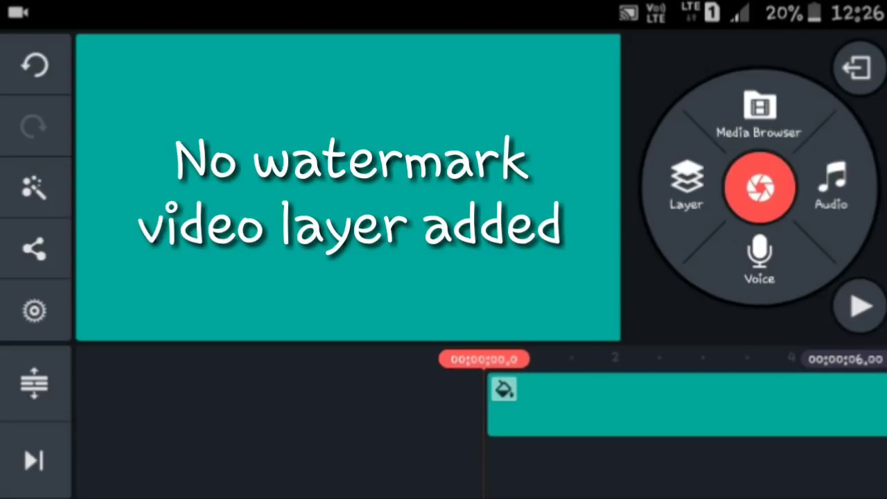 kinemaster no watermark apk free