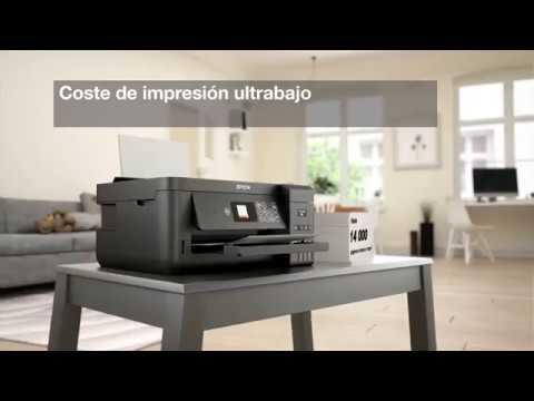 La mejor impresora para tu hogar: Epson EcoTank