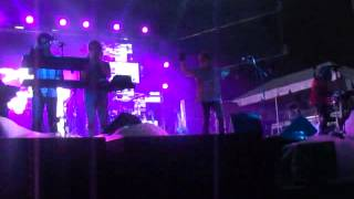 "MGMT ""Kids"" Live at PR Coors Light Indie Fest 2012"