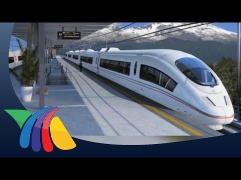 Detallan ruta del tren interurbano México -Toluca | Noticias del Estado de México