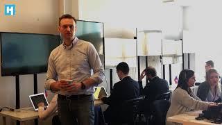 Ситуационный центр Навального в день выборов