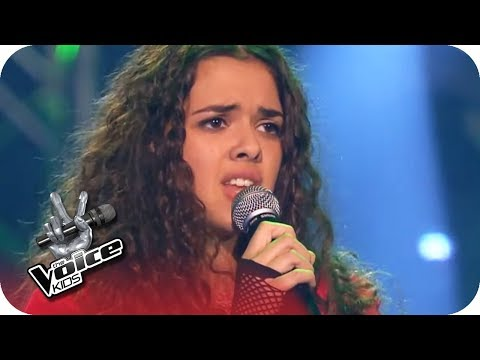 Fergie - Big Girls Don't Cry (Shanice) | Blind Auditions | The Voice Kids 2018 | SAT.1