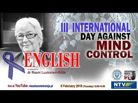 III International Day Against Mind Control