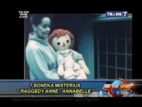 On The Spot - 7 Boneka Misterius