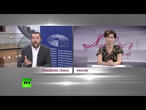 Europe either changes or ceases to exist - Leader of Italy's Northern League party, Matteo Salvini