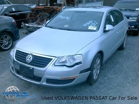 Used Volkswagen Passat for Sale in USA, Shipping to Switzerland
