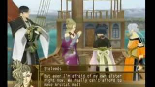 Suikoden V walkthrough - part 1