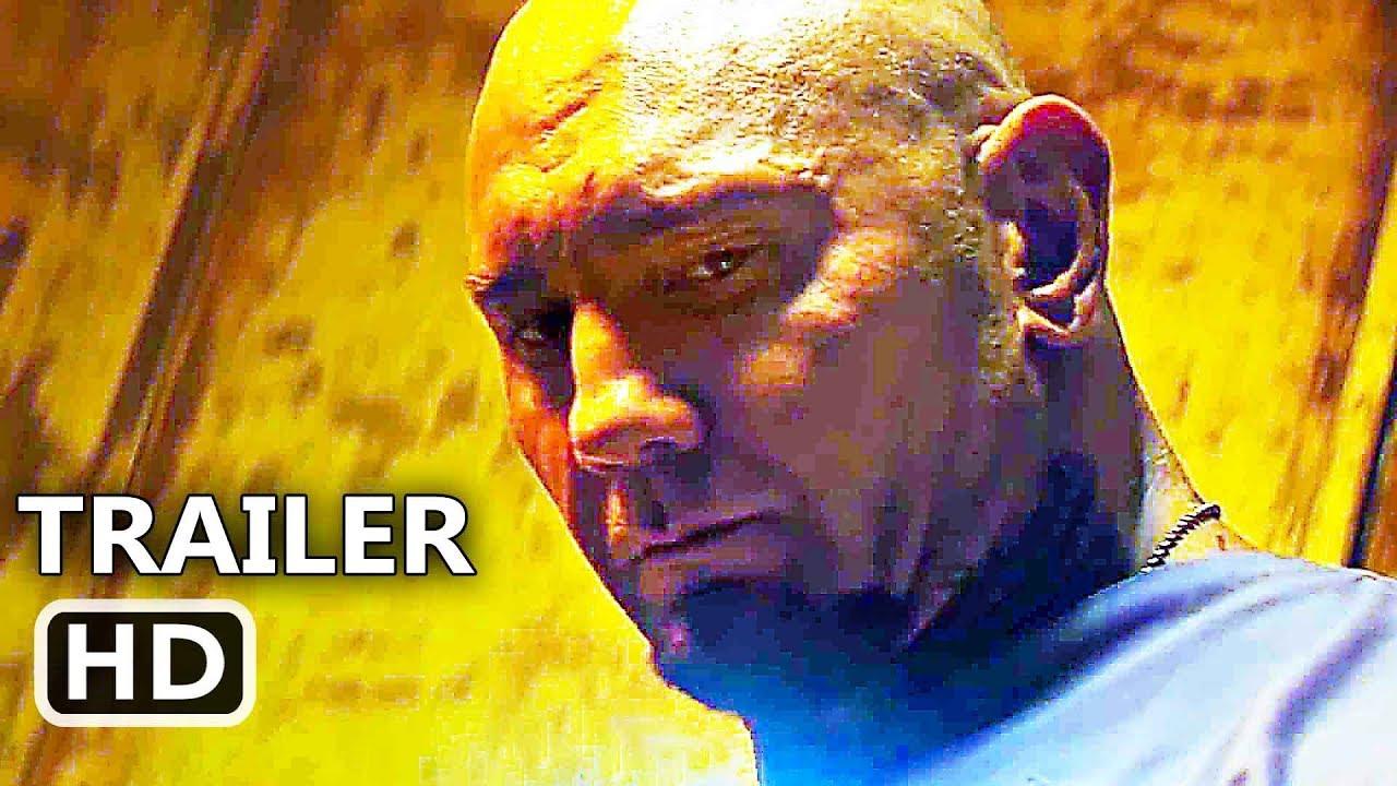 HOTEL ARTEMIS Official Trailer 2018 Dave Bautista Sofia Boutella Jeff Goldblum Movie HD