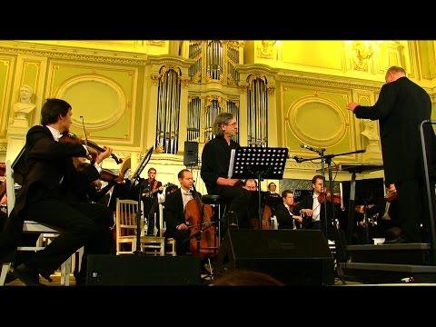 БГ, Аквариум и Симфонический Оркестр -  ВОЛХВЫНЕВЫ (Санкт-Петербургская  Капелла,  17.11.2012)