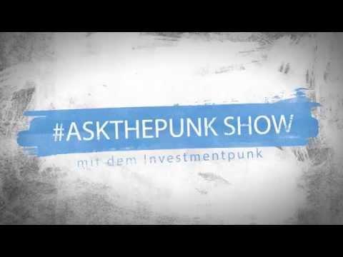 Finanzirrtum Ethik l Time Management l Immobilienarten - #ASK THE PUNK Show Episode 2