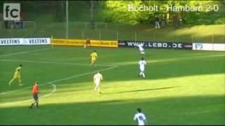 18. Spieltag: 1. FC Bocholt - SF Hamborn 07 4:0 (2:0)