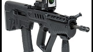 IWI Tavor(SAR-21) 5.56 and 9mm Conversion Kit