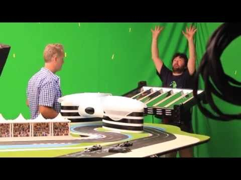 Scalextric: The Making of ARC F1 TV Ad – 2015