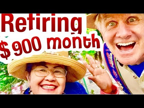 Retiring NOW  $900. a month living expense Mexico