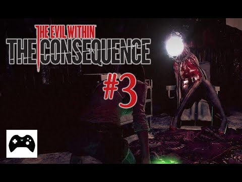 The Evil Within: The Consequence [#03 | Let's Play | german]