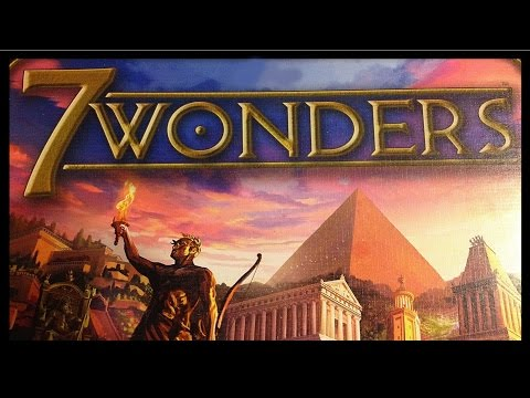 THE  SEVEN WONDERS OF THE OLD WORLD