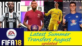FIFA 18 Crack (Update 4.1) [New]Latest Summer Transfers, Kits (Ronaldo,Courtois..)