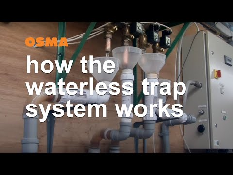 Waterless Trap System Overview - OSMA HepvO Soil & Waste