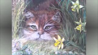 Без кота и жизнь не та! Художники о пушистых любимцах.