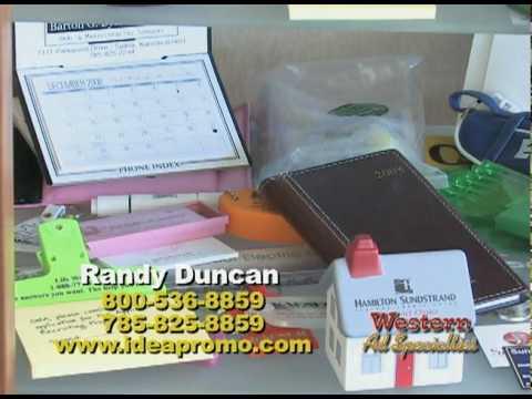Randy Duncan Western Ad Specialties Ad #2