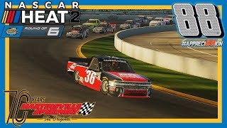 I CAN SMELL HOMESTEAD! |Truck Playoff Race 4/7| NASCAR Heat 2 Career Mode S3. Episode 88