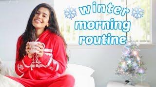 Winter Morning Routine 2017 + VLOG! | Ava Jules