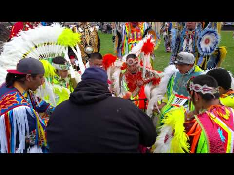 Ho Chunk Station @ Suttons Bay Powwow 2015