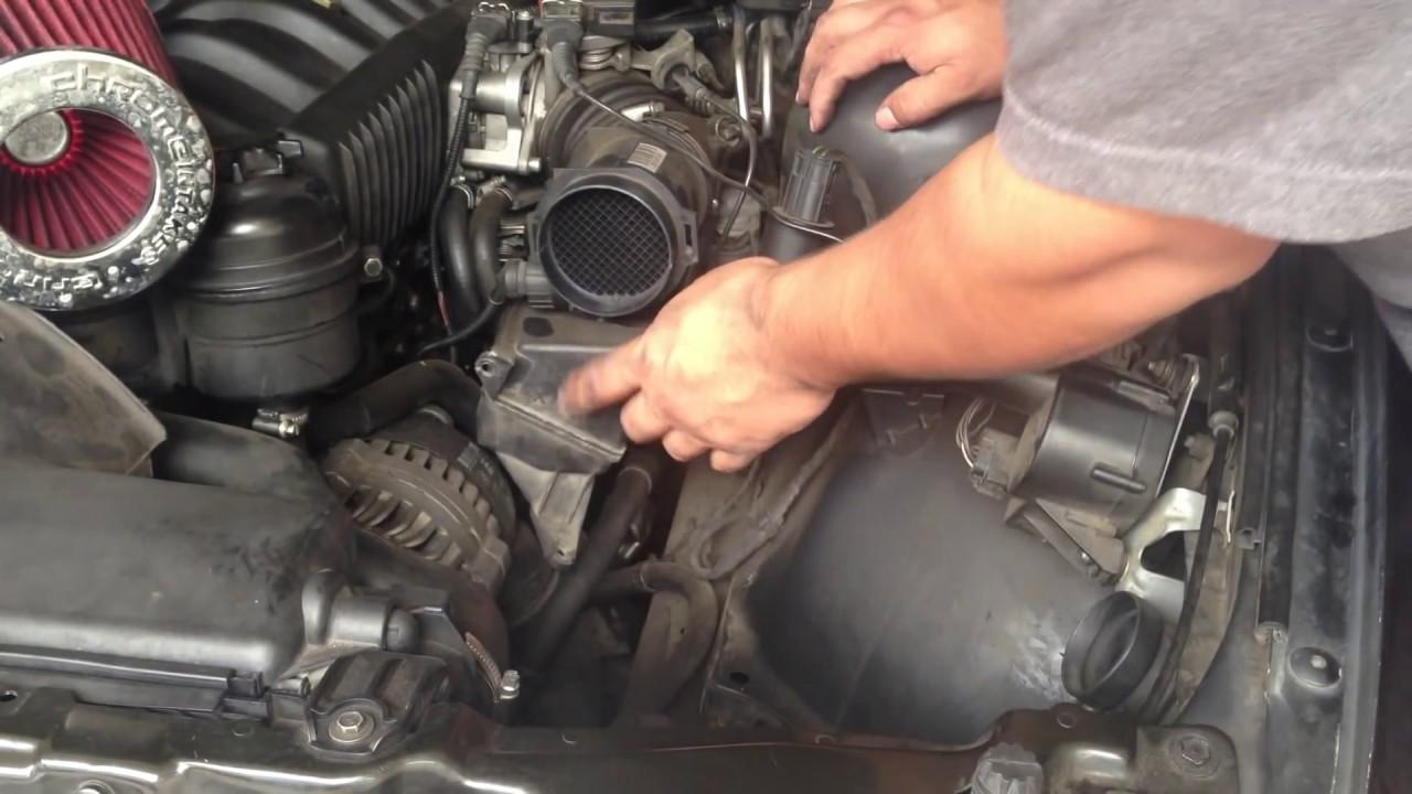 DIY Cold Air Intake 97-03 BMW 5-SERIES E39 528I 540I M5