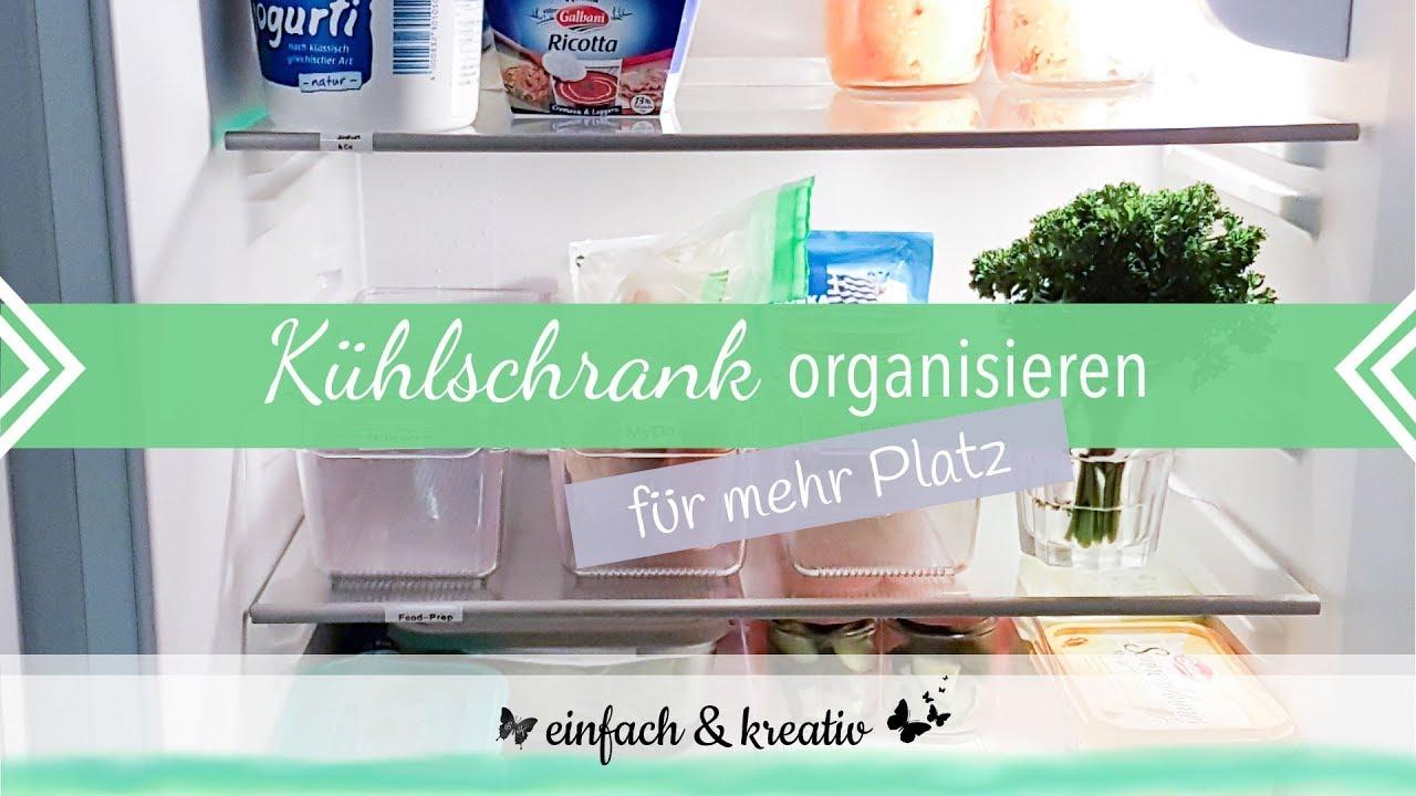Kleiner Kühlschrank Ordnung : Kühlschrank organisieren platz und zeit effektiv nutzen einfach