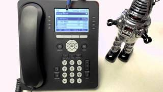 2 AVAYA IP Office: Contacts Phone Book, Redial, History 9508