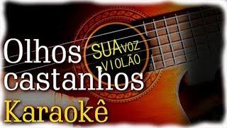 Olhos Castanhos Geovanna Jainy - Karaok Viol o.mp3
