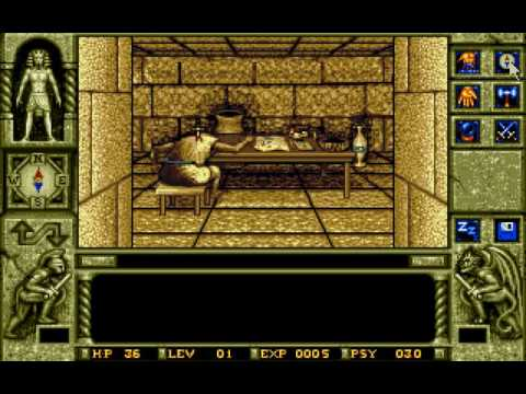 Let's Play Waxworks 01 - Die like an Egyptian