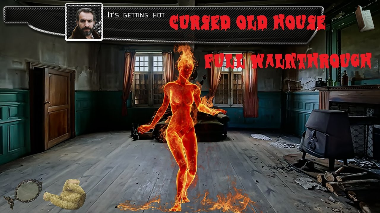 Curse old house survival horror full complete for Classic house walkthrough