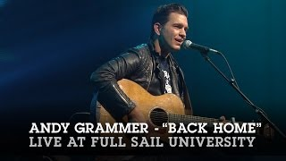 "Andy Grammer ""Back Home"" Live at Full Sail University"