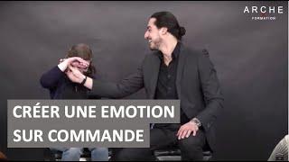 Créer une émotion sur commande avec l'hypnose : Cabinet Public de Kevin Finel thumbnail
