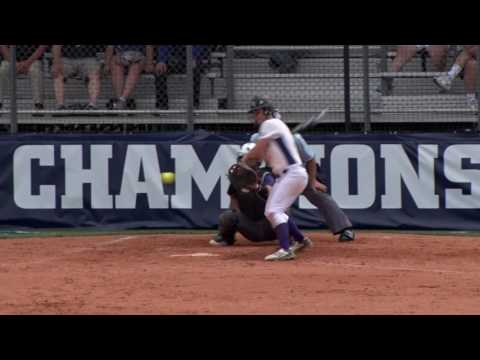 Softball: Southland Conference Tournament 2016, Day 1