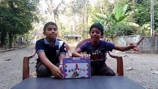 Smart Do It Yourself Disc Launcher - Kids learn about gravity - Tweenkidz