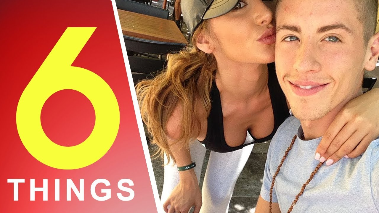 6 Things You Didnt Know About Through Ryans Eyes Catherine Paiz Brother