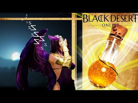 Black Desert Online - Make Energy Potions!! Guide (Not for