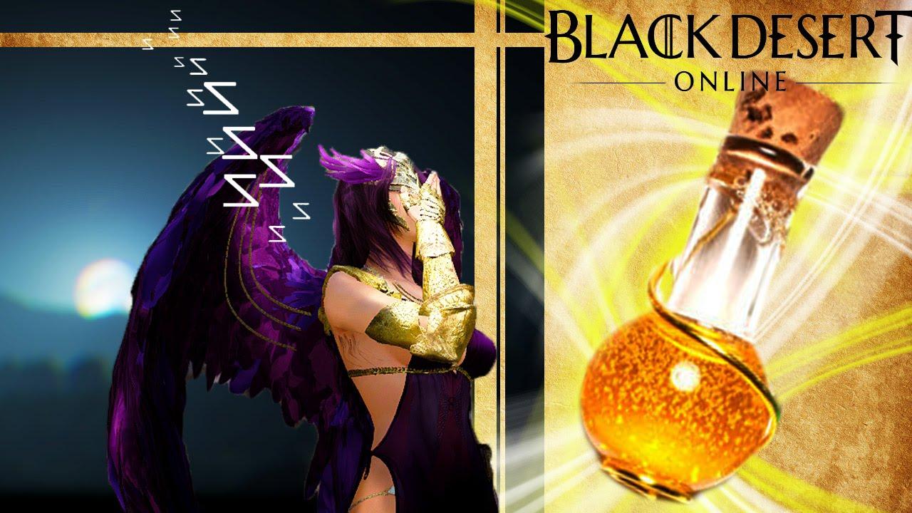 Black Desert Online - Make Energy Potions!! Guide (Not for ANYTHING ELSE)
