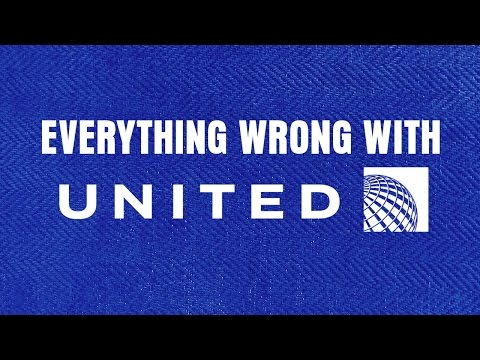 Thumbnail: Everything Wrong With United Airlines