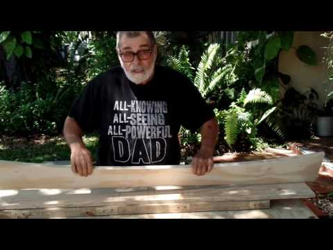Make your own Kite board Post cure oven part 2  rocker conca