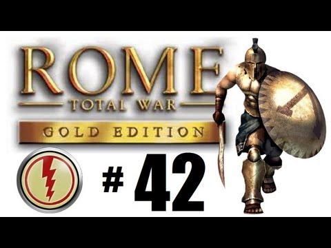 Rome Total War - Greek Campaign Part 42: Victory! Time for Rome 2: Total War!